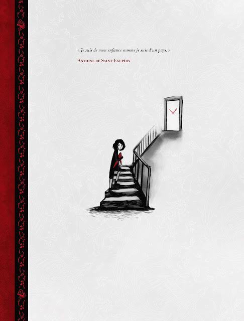 """page de """"Les oiseaux ne se retournent pas"""" de Nadia Malkhé chez Delcourt"""