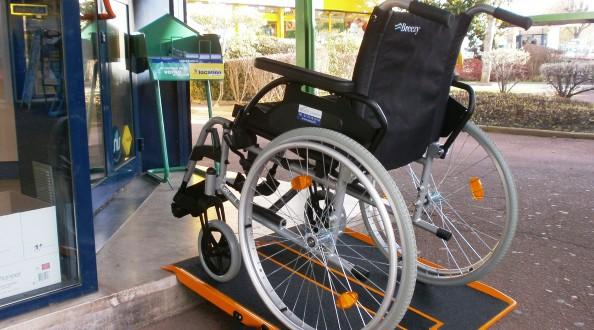 Rampes daccès pour handicapés quelle réglementation Handinorme