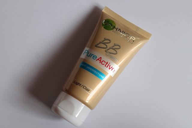 BB Crème PureActive Anti-Imperfections Garnier Light/Clair