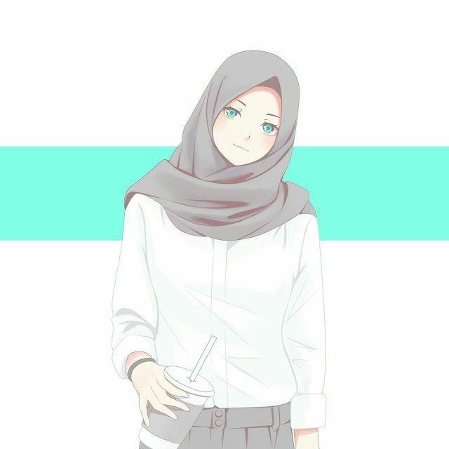 Kartun Muslimah Lucu