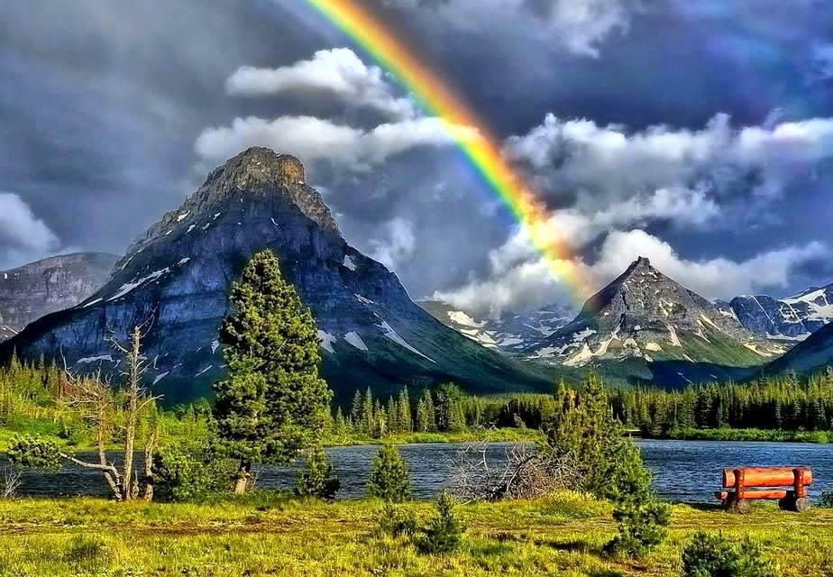 Pemandangan Indah Alam Semulajadi  Relaks Minda