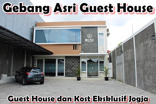 Gebang Asri Guest House Jogja
