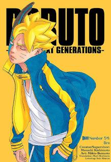 Update! Read Manga Boruto Chapter 54 Full English Subtitles