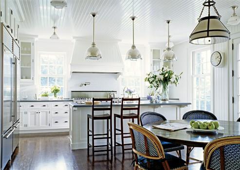 Coastal Style: Coastal Lighting - Hamptons Style