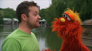 Murray What's the Word on the Street Innovation, Sesame Street Episode 4319 Best House of the Year season 43