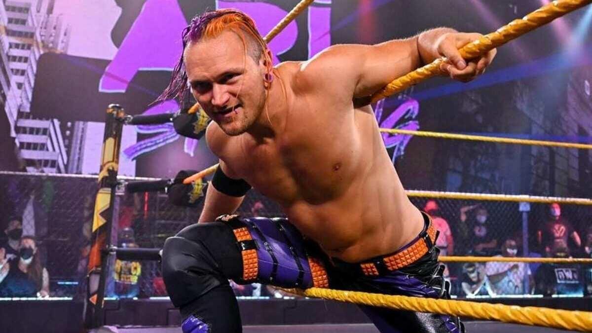 Alex Zayne retorna para a ROH e vence o Honor Rumble