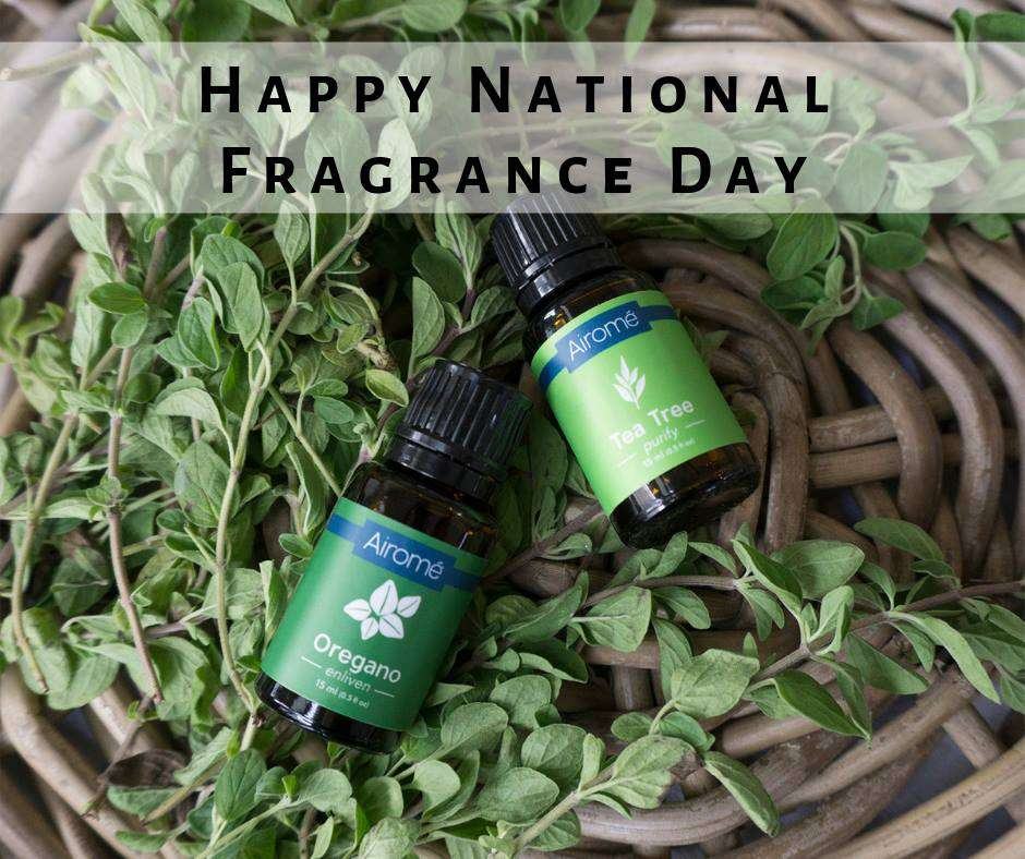 National Fragrance Day Wishes Awesome Picture