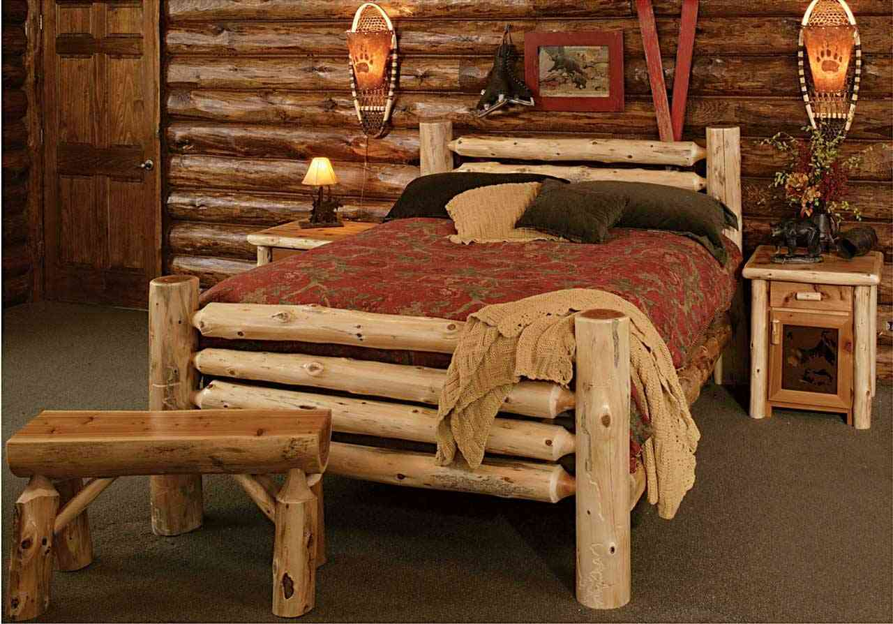 primitive bedroom. As you have found some inspiration for primitive bedroom furniture  can consider the other details like color fabrics and accessories Home Decor Ideas Old but Gold Vintage themed Bedroom with