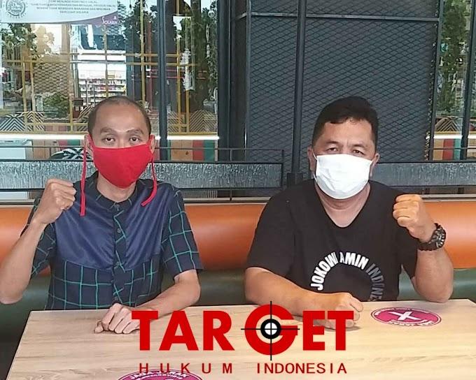 Tolak Produk Impor, Pedagang Bersama Relawan Jokowi Ajak Masyarakat Beli Produk Indonesia