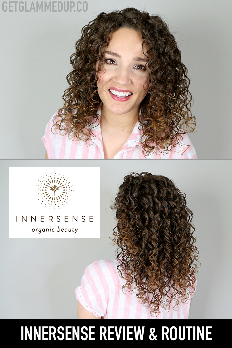 Innersense Review & Routine for Curls