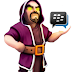 BBM MOD Wizard Clash Of Clans V2.13.1.14 Apk Update