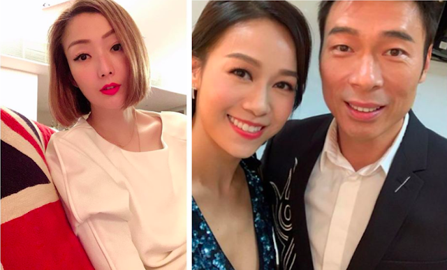 sammi cheng shares sentiments on husband's scandal