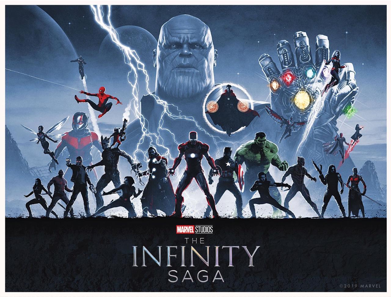 Resultado de imagem para marvel616 saga do infinito