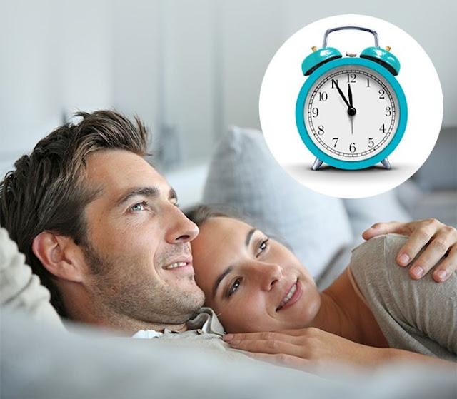 10 أشياء يفعلها الأزواج السعداء قبل أن يناموا