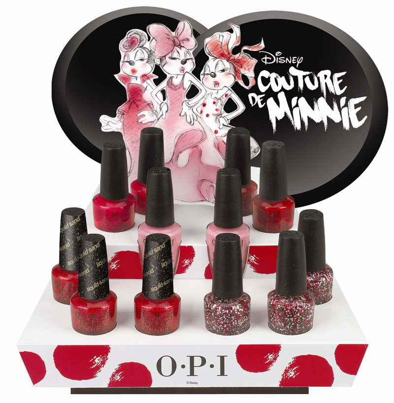 OPI Couture de Minnie Collection