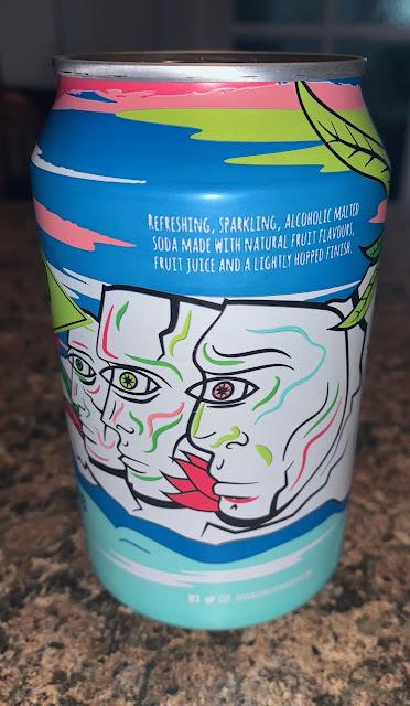 Dayglo Skies Alcoholic Soda