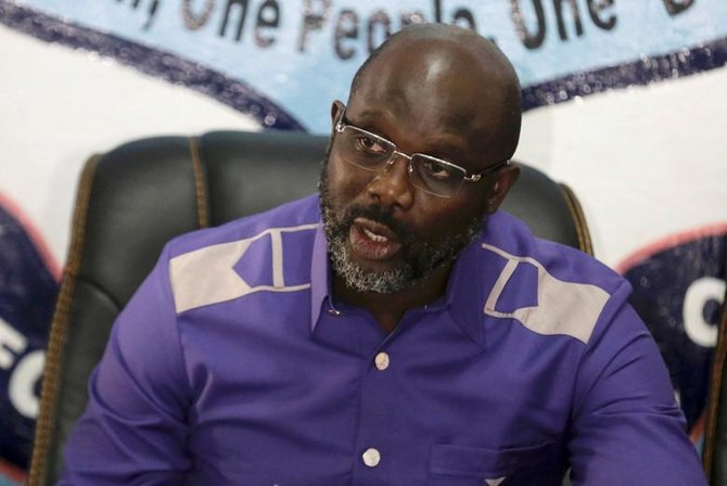 Liberia shuts down radio station for criticizing President George Weah
