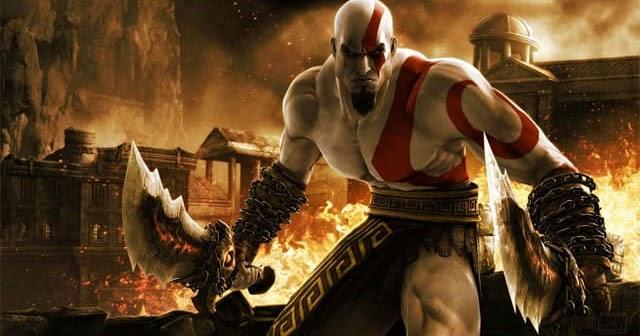 god of war تحميل لعبة