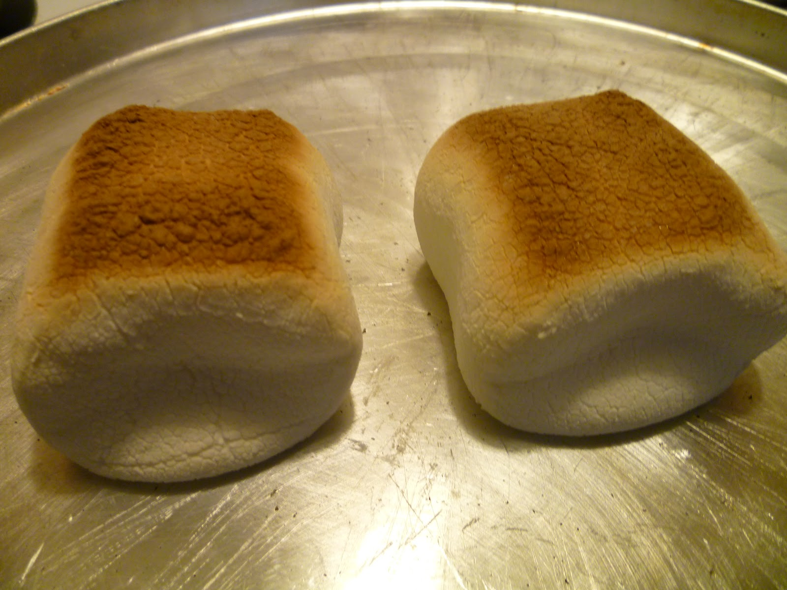 how to roast marshmallows in the oven