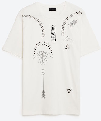 T-Shirt from ZARA