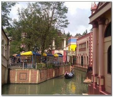 Kota Bunga Little Venice