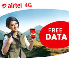Airtel Browsing Tweak - Get 4.6GB for N200, 23GB for N1000
