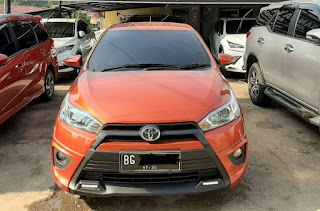 TOYOTA- YARIS S TRD 1.5 MT 2015 (ST33RE)