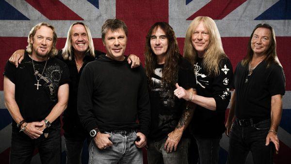 """Escucha aquí """"The Writing On The Wall"""" el nuevo single de Iron Maiden"""
