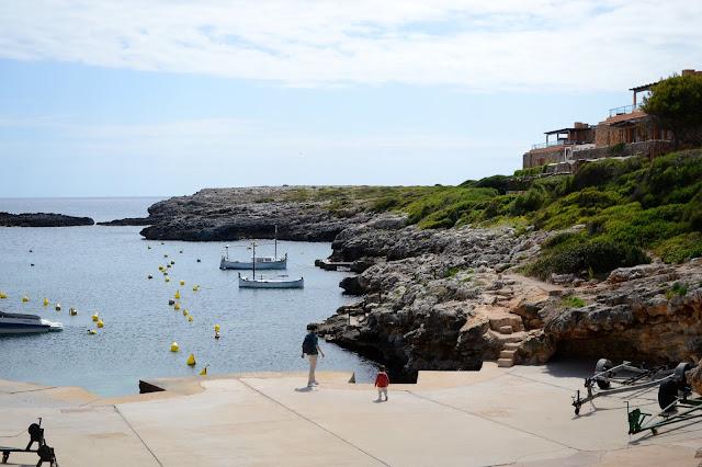 binibeca vell Menorca a golpe de objetivo