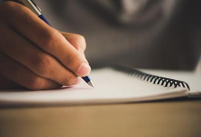 5  Tahapan  Menulis