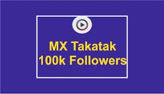 get unlimited followers on MX Takatak