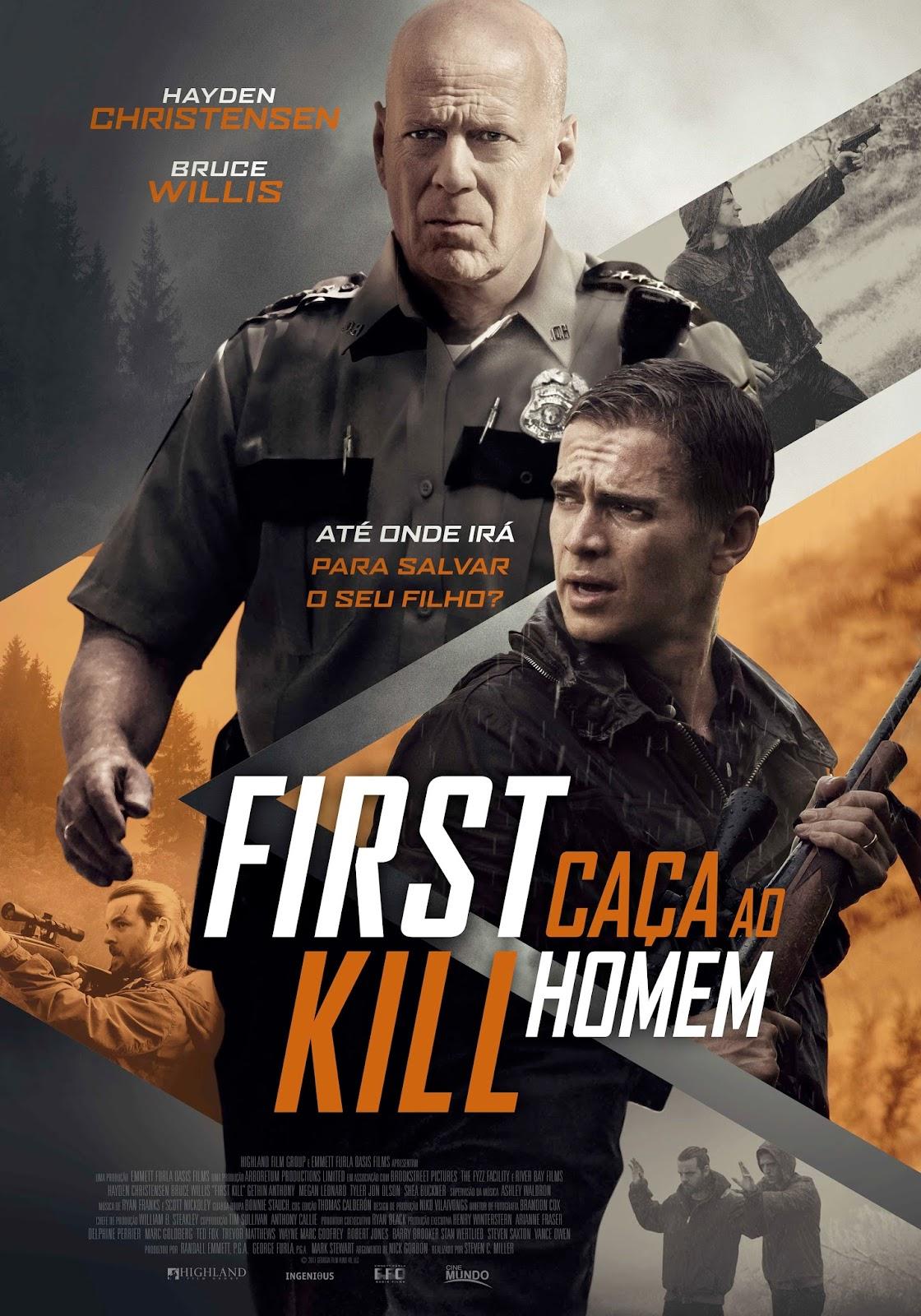 First Kill – Caça ao Homem