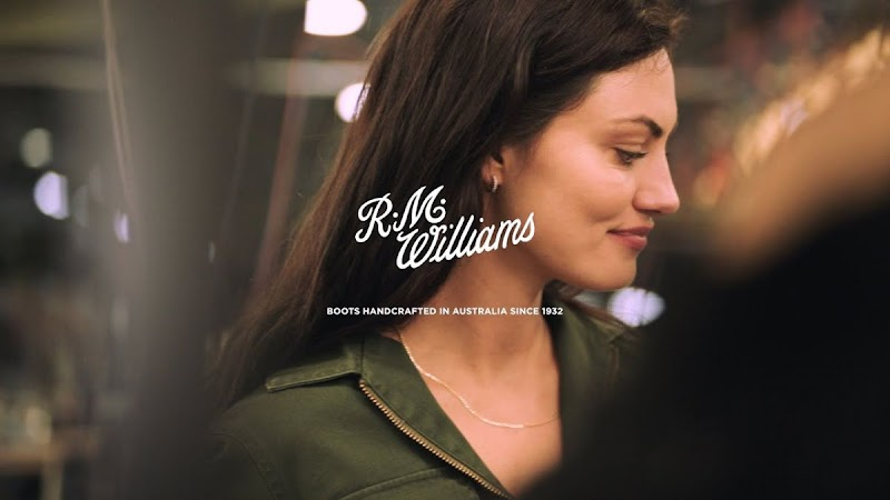 Phoebe Tonkin for R.M.Williams x Marc Newson Collaboration 2020