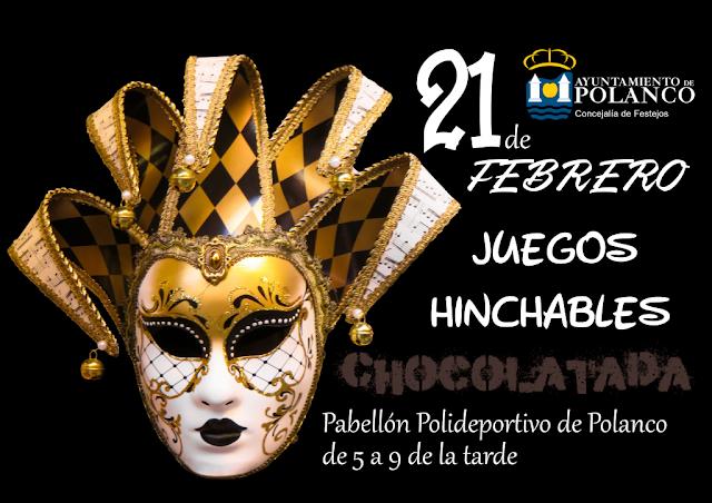 Carnaval en Polanco 2020