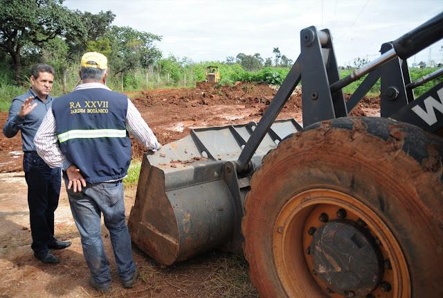 Parque do Tororó tem 85% das obras concluídas, de acordo com o DER