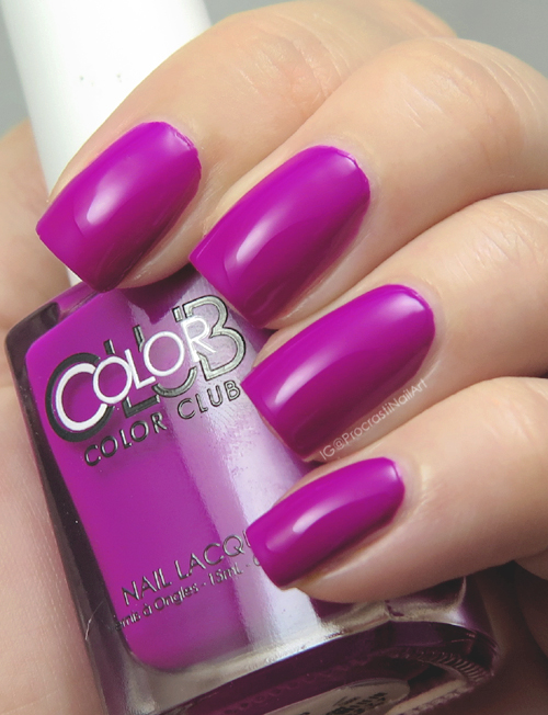 Swatch of Color Club Mrs. Robinson