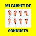 """FABULOSO """"CARNET DE REGISTRO DE CONDUCTA"""", TÉCNICA PARA EL CONTROL Y MODIFICACIÓN DE CONDUCTAS."""