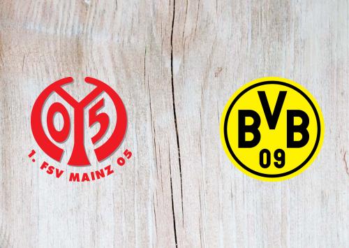 Mainz 05 vs Borussia Dortmund -Highlights 14 December 2019