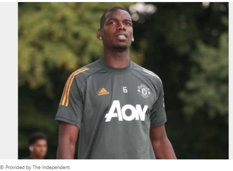 Paul Pogba withdraws from France squad after testing positive for coronavirus