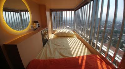 6 Tips Menginap di Hotel Kapsul