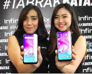 Infinix S4 Dengan Kamera 32 MP