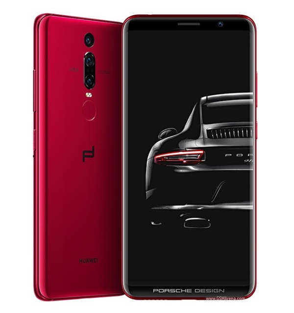 Huawei Porsche Design Mate RS (Red)
