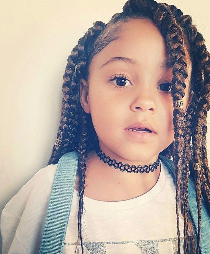 Little Black Girl\'s Hairstyles - Cool Ideas For Black Girls ...