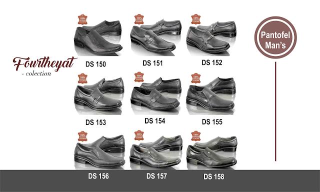 Jual Distributor Grosir Sepatu Kulit Murah