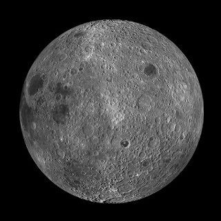Six views of the Moon