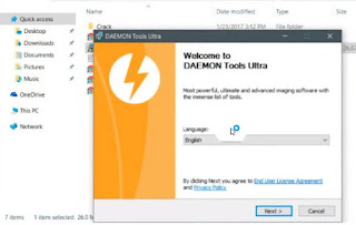 What is the purpose of Daemon Tools