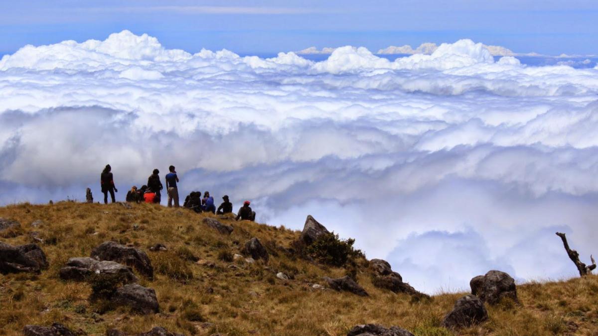 Lokasi Hunting Foto Landscape di Gowa Gunung bawakaraeng