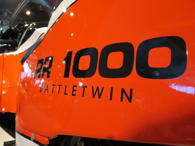 Buell RR1000 Battle Twin