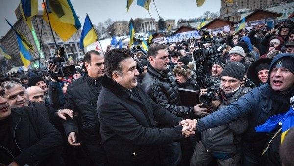 Как удовлетворить Саакашвили? Александр Зубченко