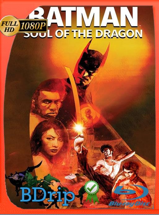 Batman: alma del dragón (2021) 1080p BDrip Latino [Google Drive] Tomyly